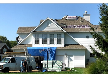 St Louis roofing contractor Stonebridge Roofing
