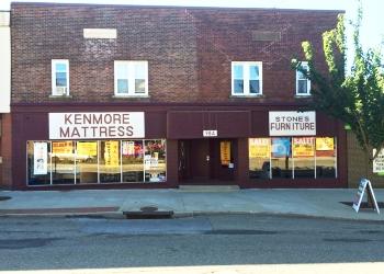 Akron mattress store Stone's Kenmore Mattress & Furniture