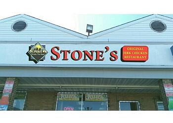 Paterson barbecue restaurant Stone's Original Jerk chicken Restaurant
