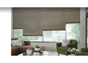 Arlington window treatment store Stoneside Blinds & Shades