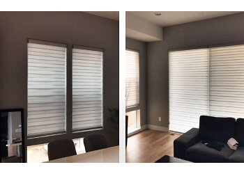 Costa Mesa window treatment store Stoneside Blinds & Shades