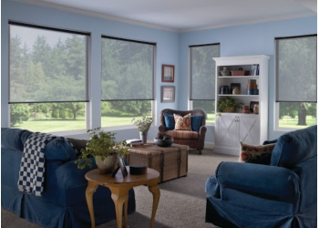 Los Angeles window treatment store Stoneside Blinds & Shades