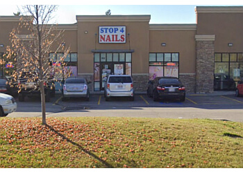 West Valley City nail salon Stop 4 Nails