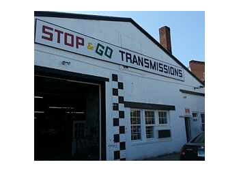Bridgeport car repair shop Stop & Go Transmissions