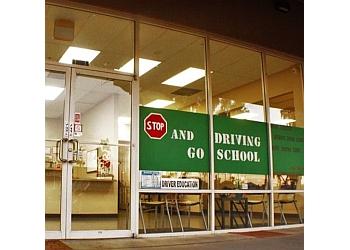 Mesa driving school Stop and Go Driving School