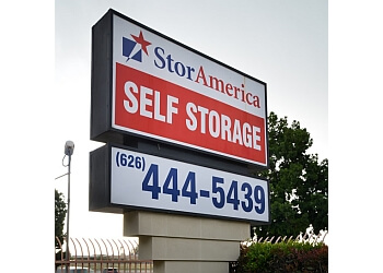 Attrayant STORAMERICA SELF STORAGE