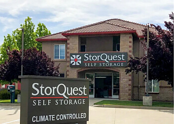 Elk Grove storage unit StorQuest Self Storage