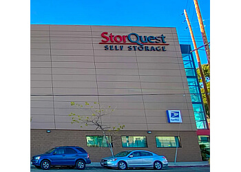 Los Angeles storage unit StorQuest Self Storage