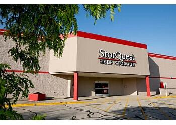 Madison storage unit StorQuest Self Storage