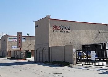 Riverside storage unit StorQuest Self Storage