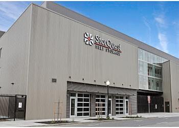 Sacramento storage unit StorQuest Self Storage