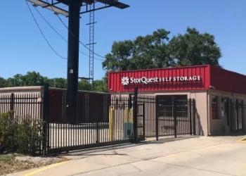 Tampa storage unit StorQuest Self Storage