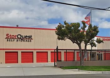 Torrance storage unit StorQuest Self Storage