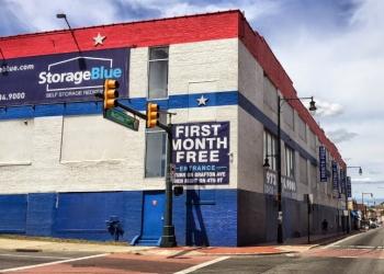 Newark storage unit StorageBlue Newark