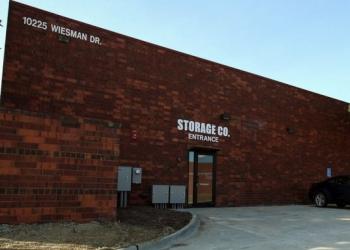 Omaha storage unit Storage Co.