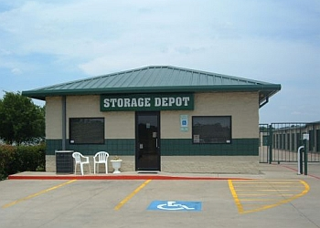 Fort Worth storage unit Storage Depot