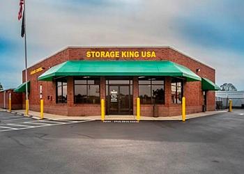 Fayetteville storage unit Storage King USA