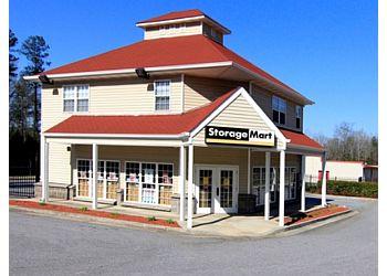 Athens storage unit StorageMart
