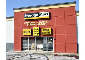 Columbia storage unit StorageMart
