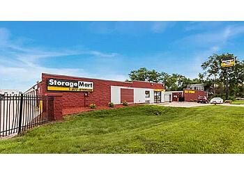 Des Moines storage unit StorageMart
