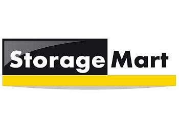 Kansas City storage unit StorageMart