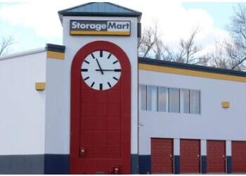 Olathe storage unit StorageMart