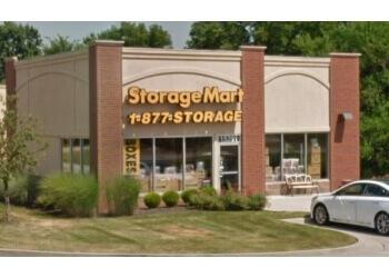 Overland Park storage unit StorageMart