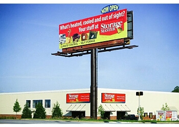 Columbus storage unit Storage Master