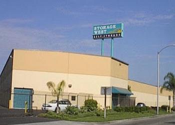 Anaheim storage unit Storage West