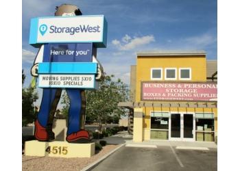 North Las Vegas storage unit Storage West