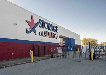 Indianapolis storage unit Storage of America