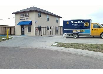 Laredo storage unit Store It All Self Storage