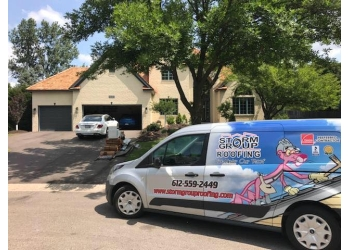 Minneapolis roofing contractor Storm Group Roofing