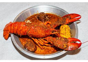 Clarksville seafood restaurant Storming Crab