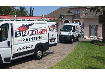 Jacksonville painter Straight Edge Painting