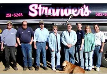 Madison septic tank service Strander's Sanitary Svc. LLC