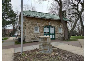 Overland Park landmark Strang Carriage House