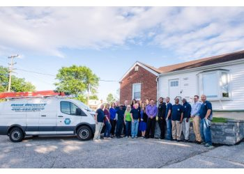 Baltimore security system Strat Security Systems