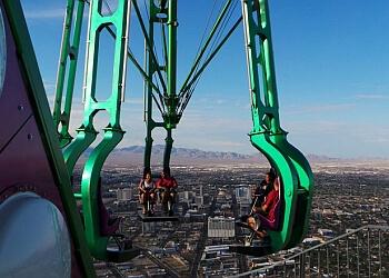 Las Vegas amusement park Stratosphere