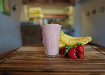 Norfolk juice bar Strawberry Fields Smoothies & Gelato