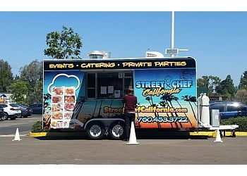 Oceanside food truck Street Chef California