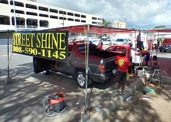 Honolulu auto detailing service Street Shine LLC.