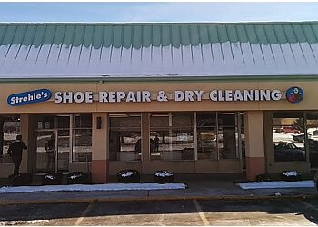 Dayton dry cleaner Strehle's Shoe Repair & Dry Cleaning