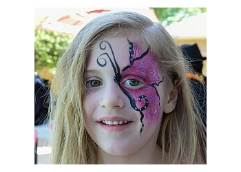 Grand Prairie face painting Stretch & Company