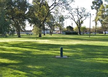 Stockton public park Stribley Park