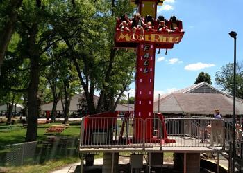 Cincinnati amusement park Stricker's Grove