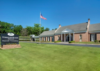 Columbus funeral home Striffler-Hamby Mortuary