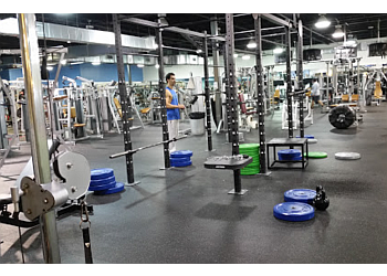 Greensboro gym Strive Performance and Fitness Center
