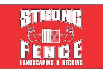 Columbus fencing contractor Strong Fence