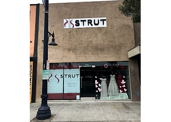 Long Beach bridal shop Strut Bridal Salon